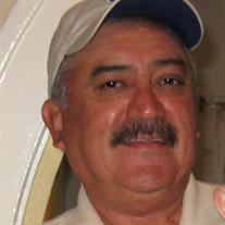 """Antonio """"Tony"""" H. Gutierrez"""