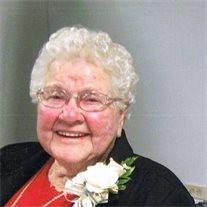 Mrs. Erma Cecelia (Sass) Denny