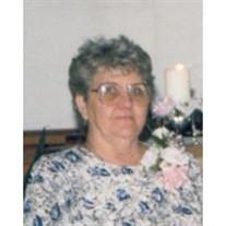 Myrtis Irene Evans