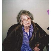 Georgie Irene Pickett