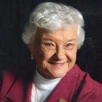 Edna Mae  Rady