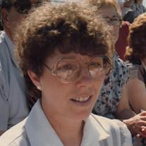 Judith Faye (Edgecomb) Benoit