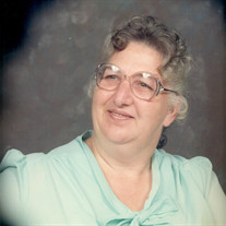 Rachel Bell VanScyoc Ostrander
