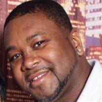 Mr.  Jamaica  Deon Rodgers
