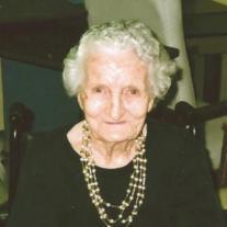 Miss Etta Bowman