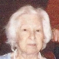 Mrs. Alice Elaine Burdette