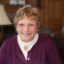 "Mrs.  Judith ""Judy"" Fielstra"