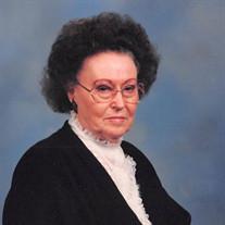 Mary Augusta Nauman