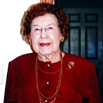 Ethel  Witt McDowell