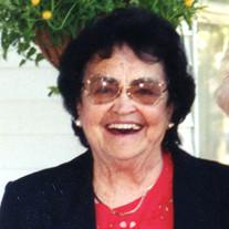 Elizabeth Louise Bradshaw