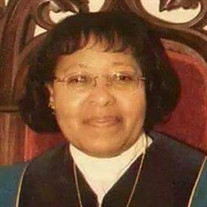 Pastor Harriette J. Portrum