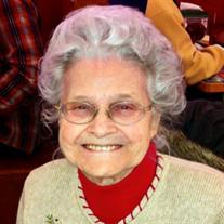 Clara Mae Hayes