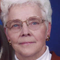 Mrs. Eleanor June Richards