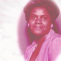 Patsy Ruth Anderson