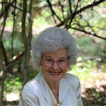 Mrs. Annie Ruth Albright