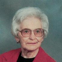 Georgia A. Beauman