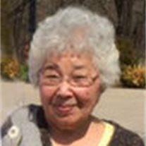 "Shizue ""Sue"" Iketani Patterson"