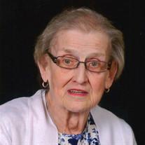 Mrs. Joan Ruth Deaton