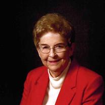 Doris Hughes McDowell