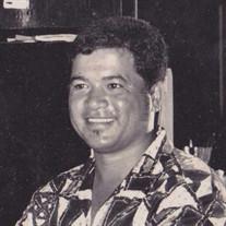 Edward Gordon Kalani Aimoku Pali Sr.