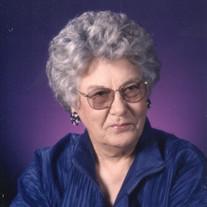 Geraldine  Frick Evans