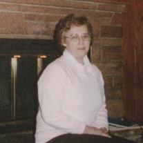 """Janice """"Jan"""" Helen Balderston"""