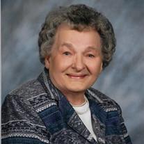 Ethel Lorene Burchett