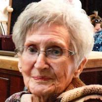 Betty Jo  Parish