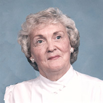 Mrs. Jean Redfearn Etheredge
