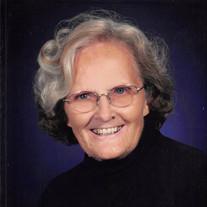 Margie M. Weakland