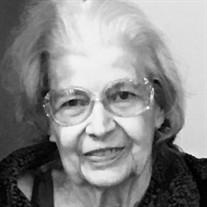 Martha Faye Shillcutt