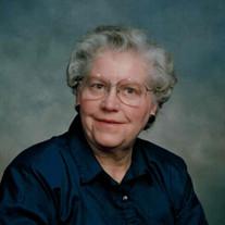 Edith Fern Pearson
