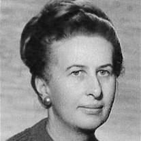 Mrs. Maria Krystyna Drewnicki
