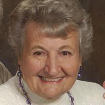 June Eleanor Boerrigter