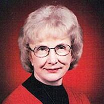Mrs. Gloria Violet Ray