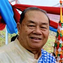 Mr Noi Luangraj