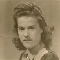 Edna Mae Abrahams