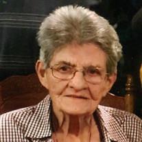 Nellie Joyce Martin