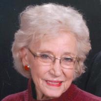 Mrs. Elizabeth Hood Tribble