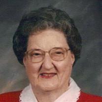 Louise Sharpe Riley