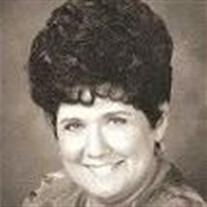 Mrs. Delores Earline Bergeron