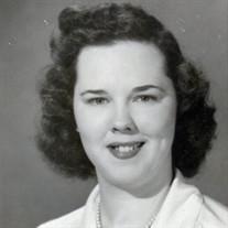 Miriam Gladys Brown