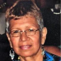Mrs. Mary Mahaliah Recio