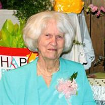Ruth Elder Speed