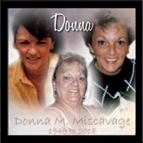 Donna M. Miscavage