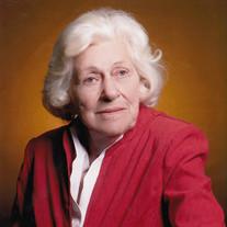 Bertha I. Wallace