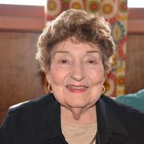 Bertha M. Garza
