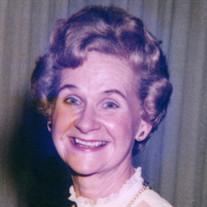 Gloria Kathryn Brown Gillispie