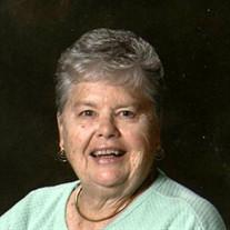 """Patsy """"Pat"""" Ann James"""
