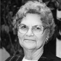Gloria Vela Hinojosa